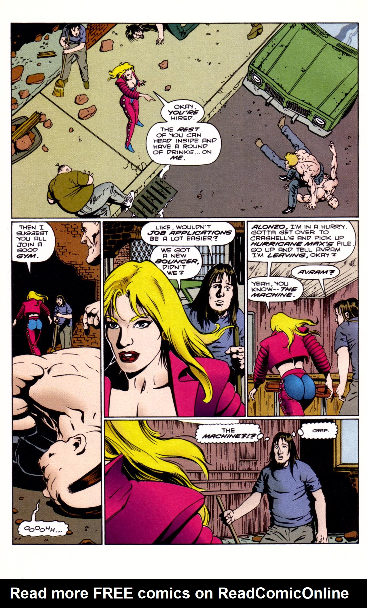 Barb Wire (1994) 2 Page 6