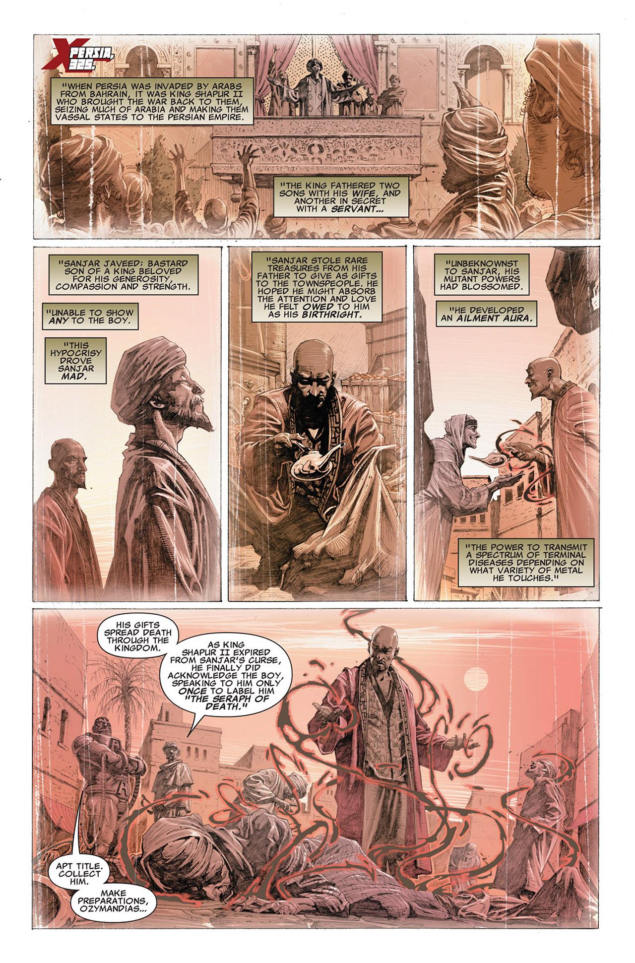 Uncanny X-Force (2010) #3 #35 - English 6
