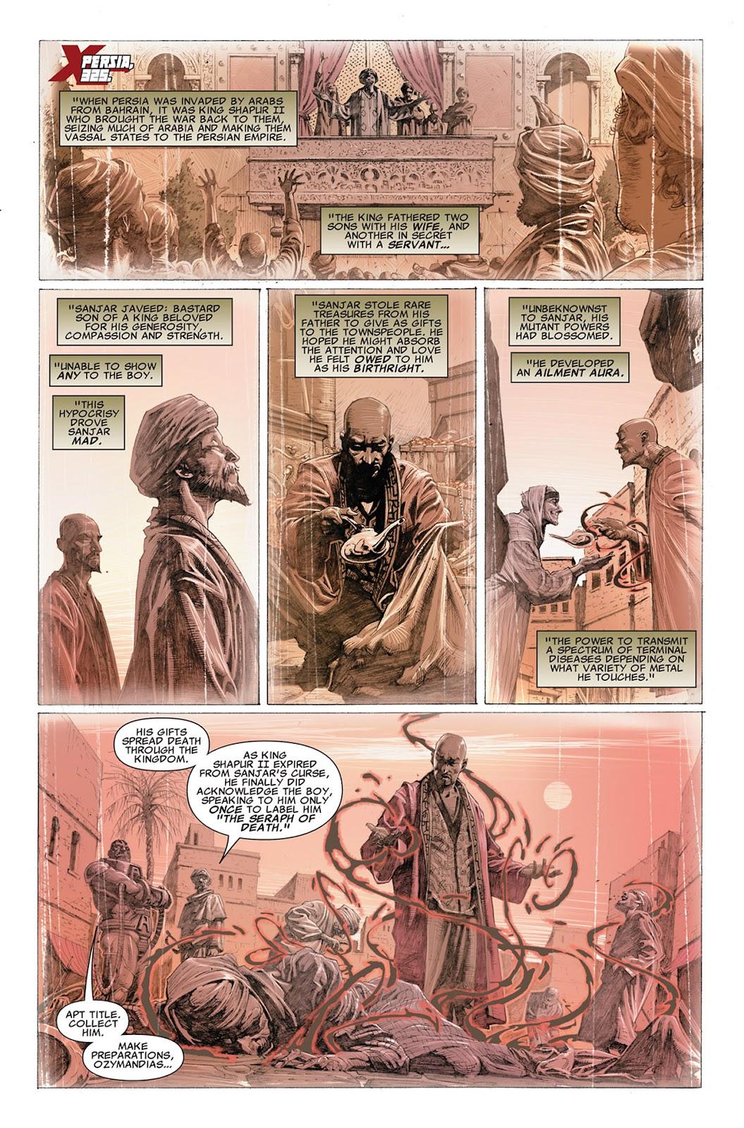 Uncanny X-Force (2010) Issue #3 #3 - English 6