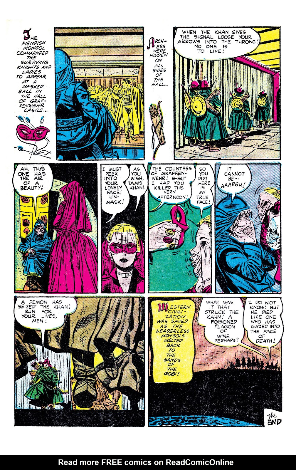 Haunted Horror Issue #19 #19 - English 35