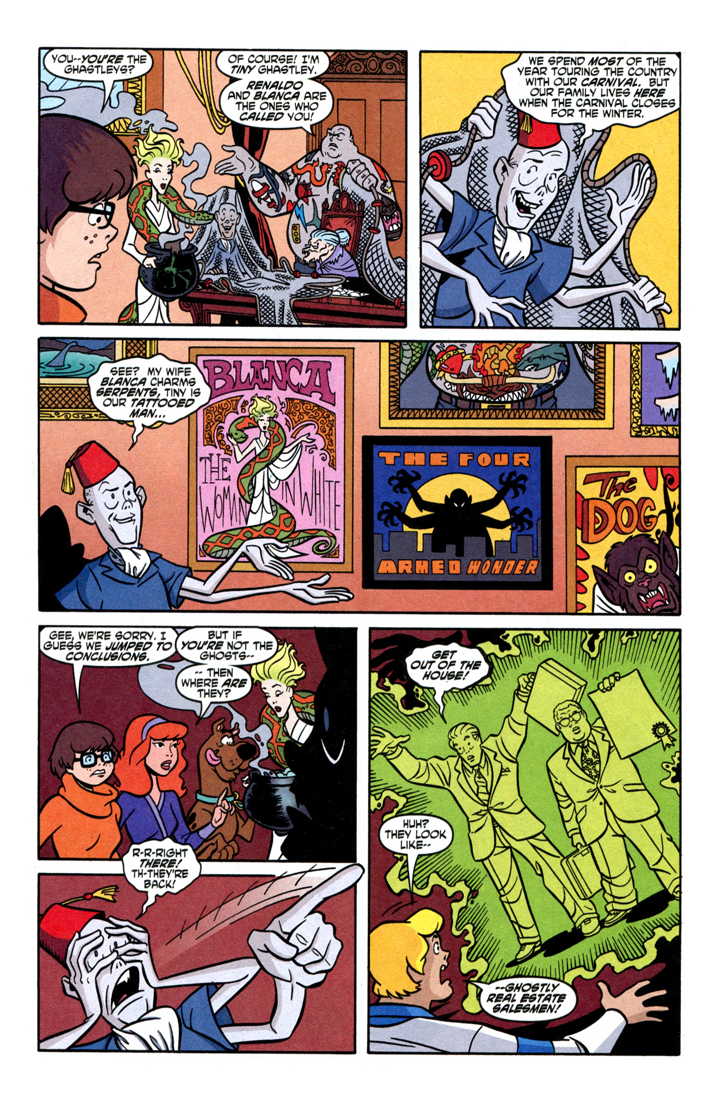 Read online Scooby-Doo (1997) comic -  Issue #107 - 9