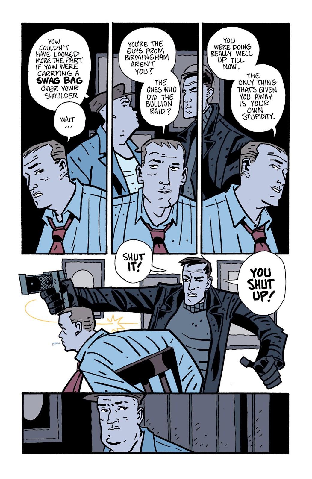 Mudman Issue #2 #2 - English 13