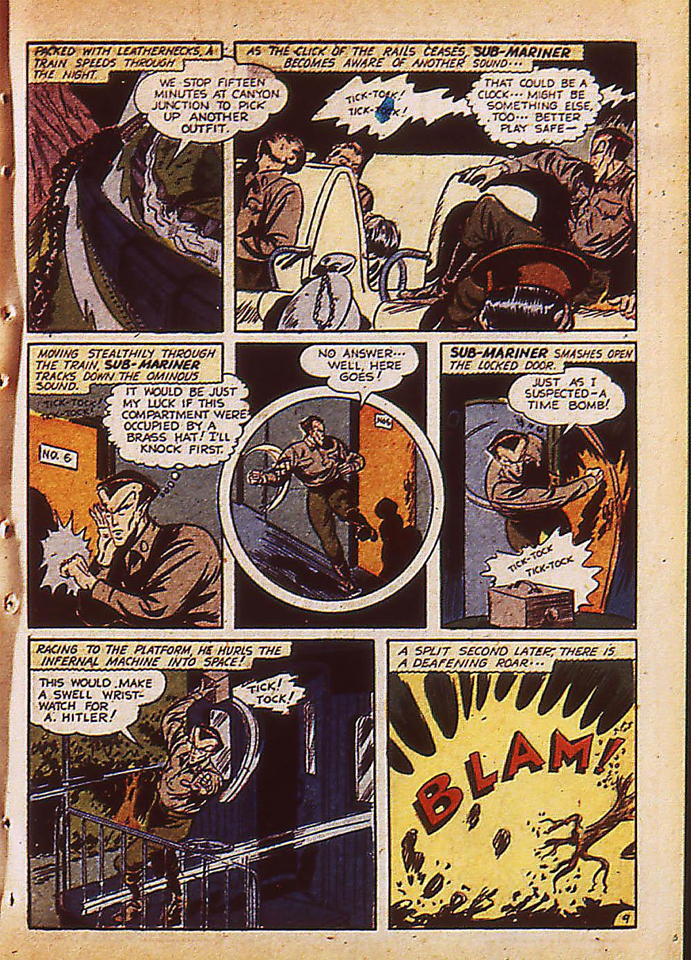 Sub-Mariner Comics Issue #8 #8 - English 12