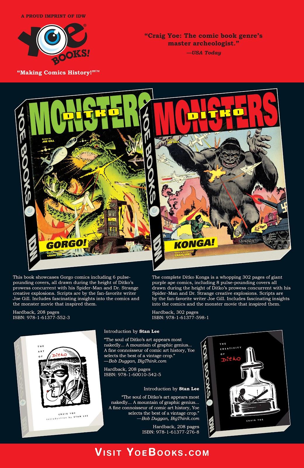 Haunted Horror Issue #10 #10 - English 50
