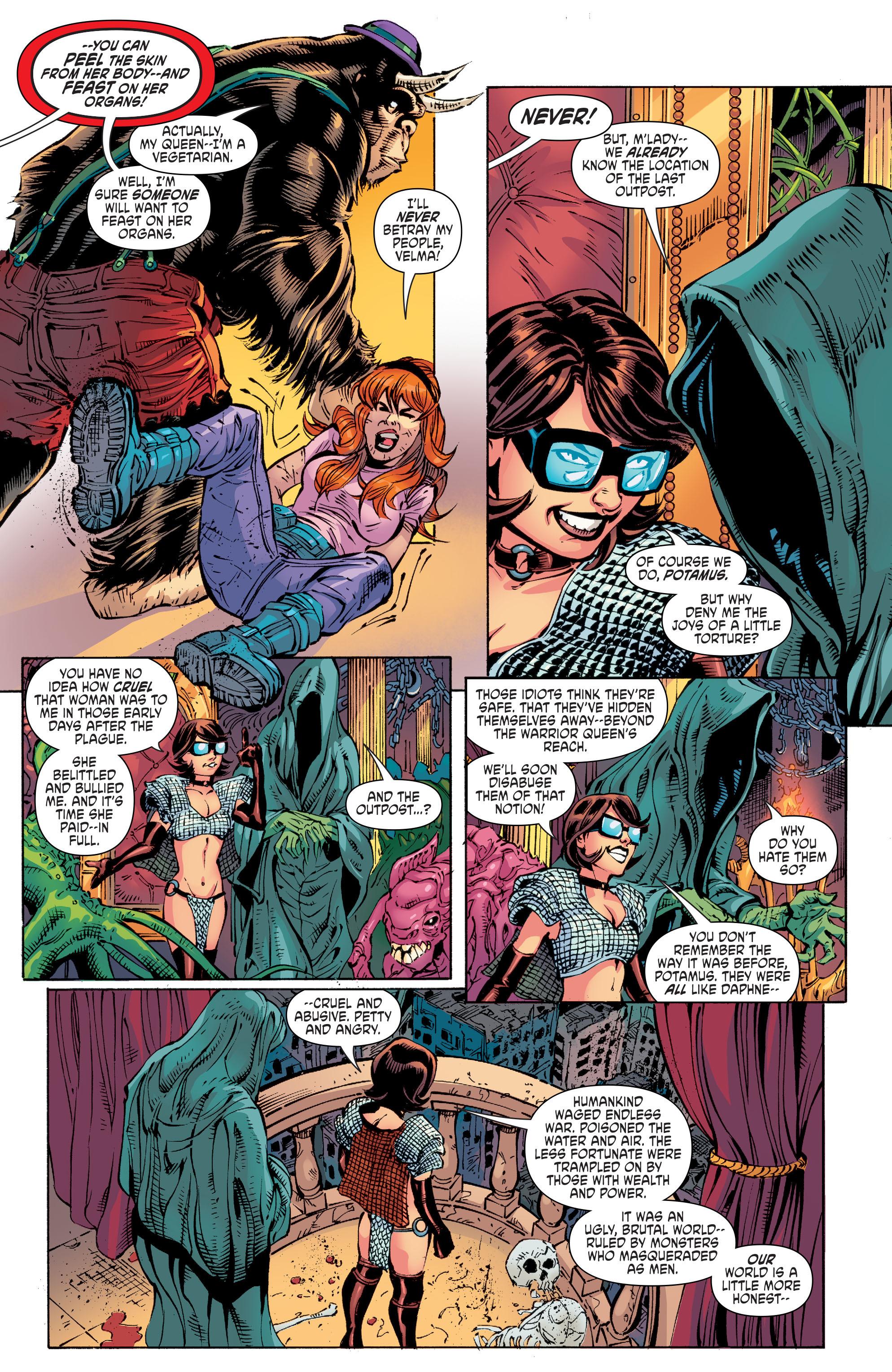 Read online Scooby Apocalypse comic -  Issue #10 - 7