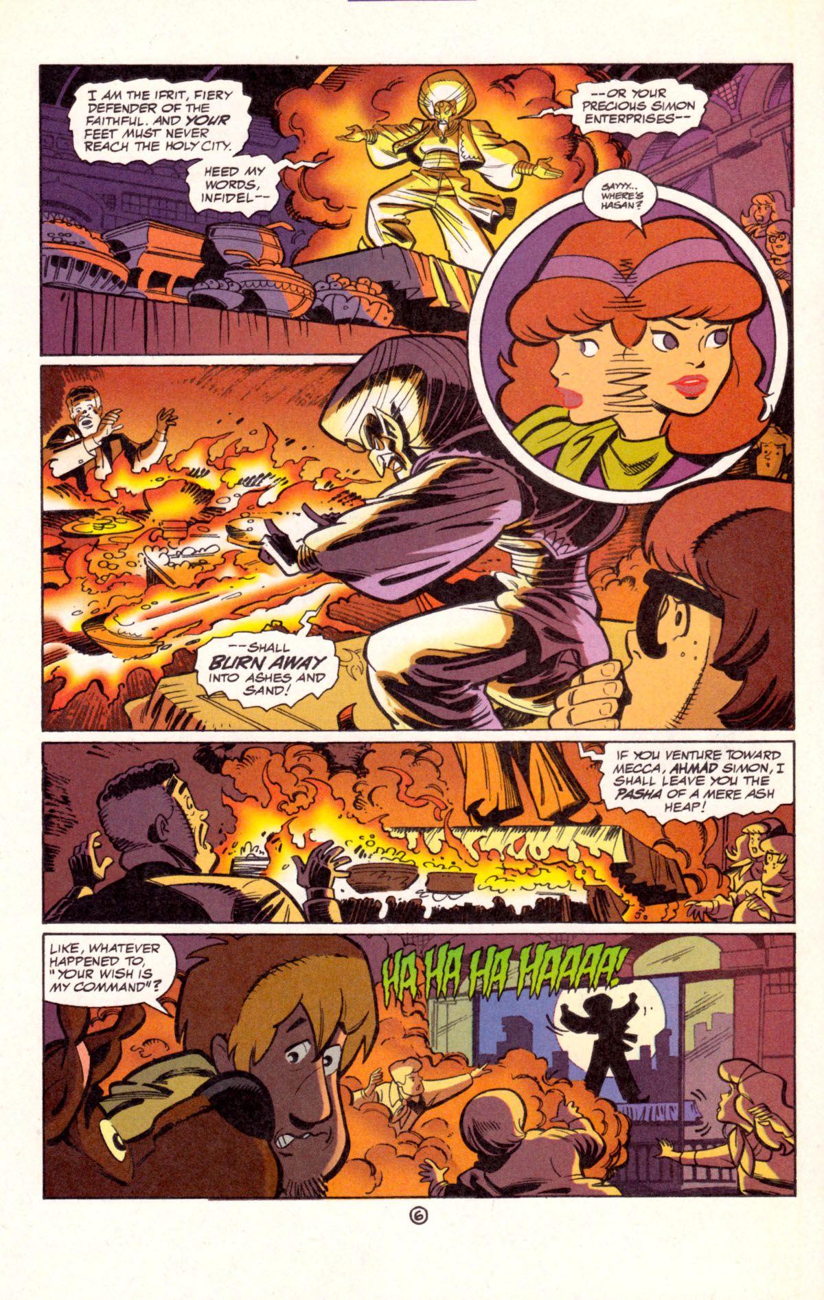 Read online Scooby-Doo (1997) comic -  Issue #11 - 7