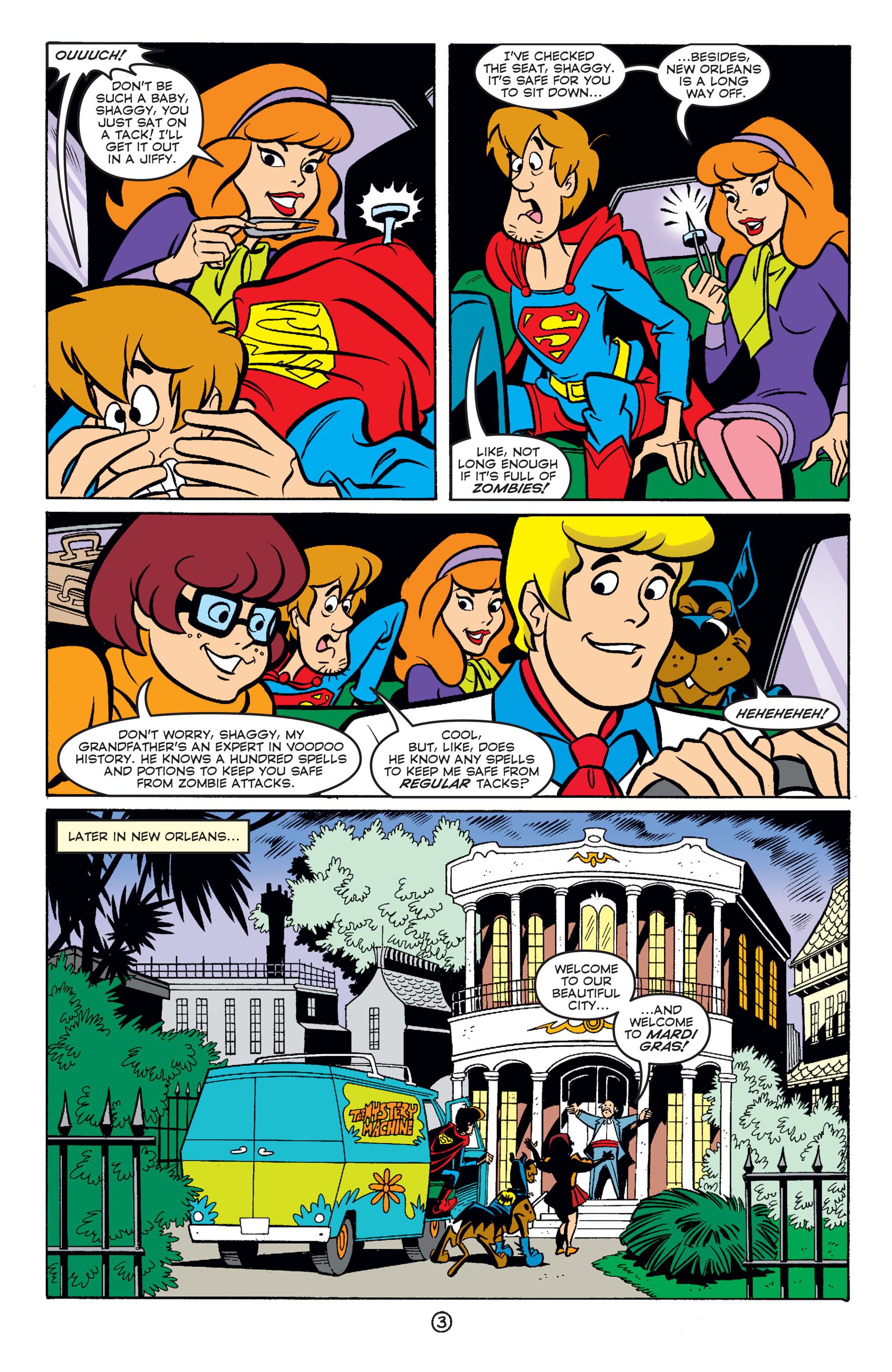 Read online Scooby-Doo (1997) comic -  Issue #54 - 4