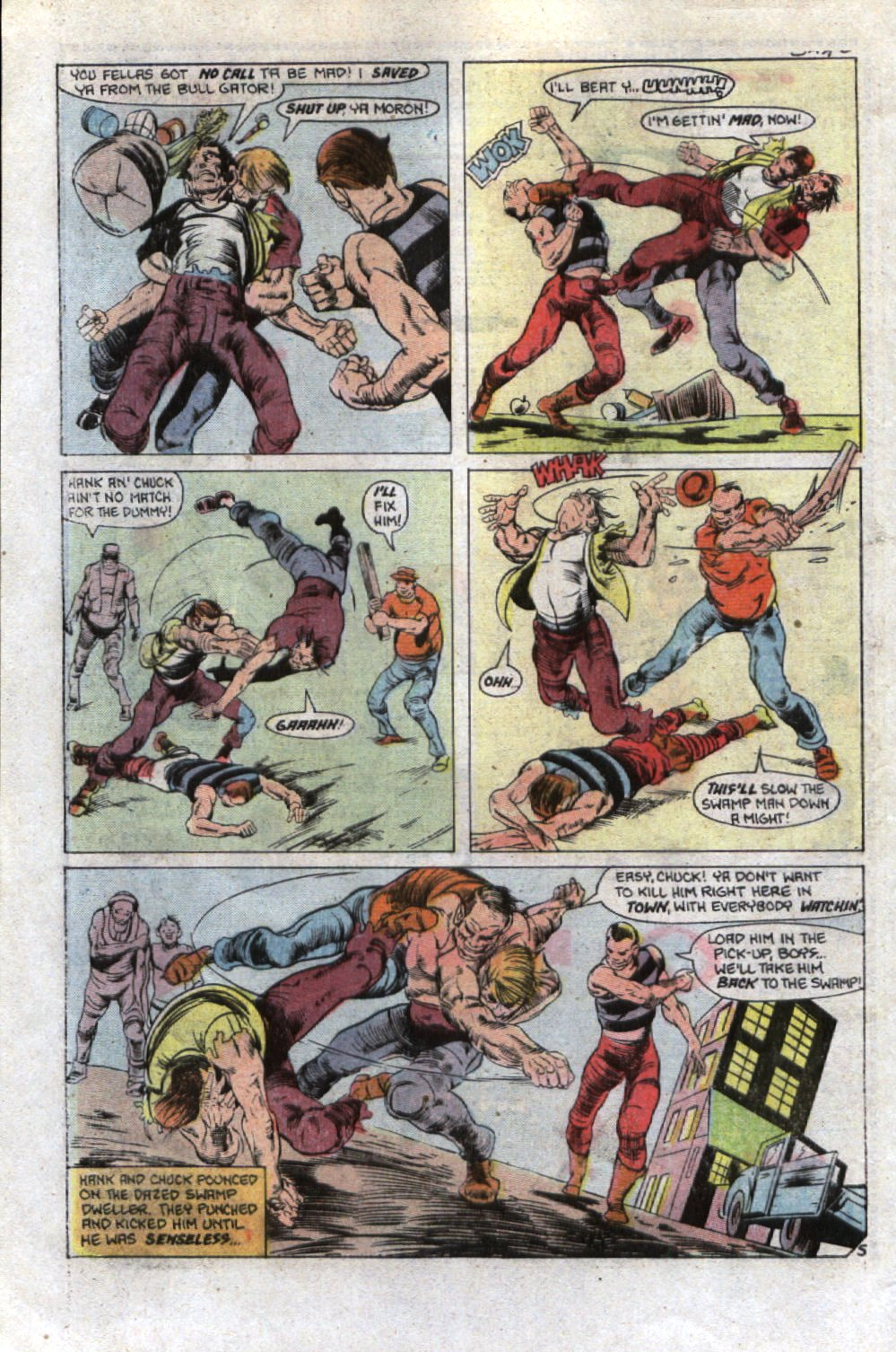 Read online Scary Tales comic -  Issue #31 - 8