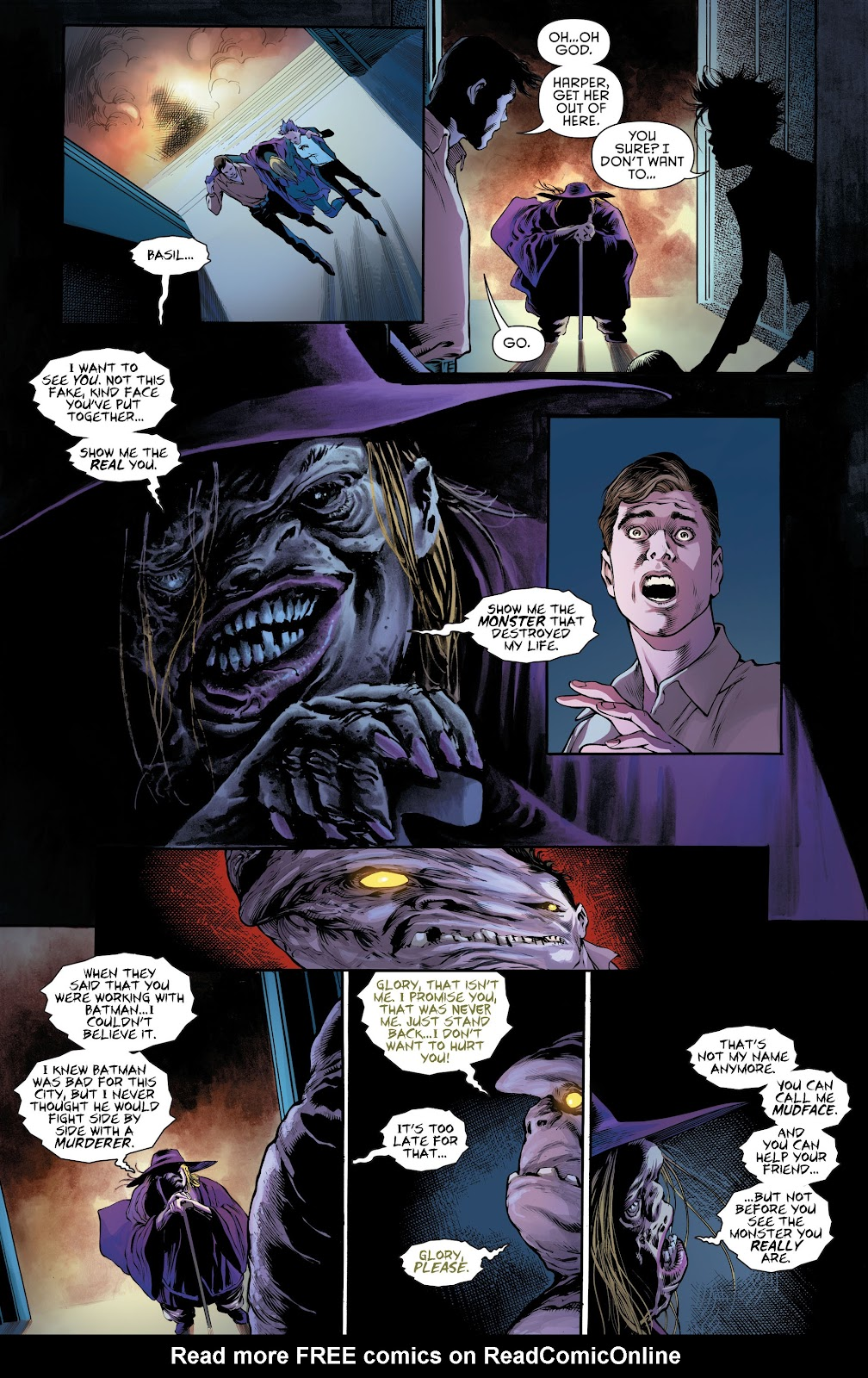 Detective Comics (2016) Issue #944 #11 - English 12