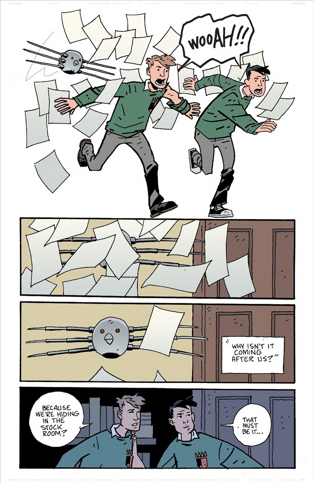 Mudman Issue #3 #3 - English 24