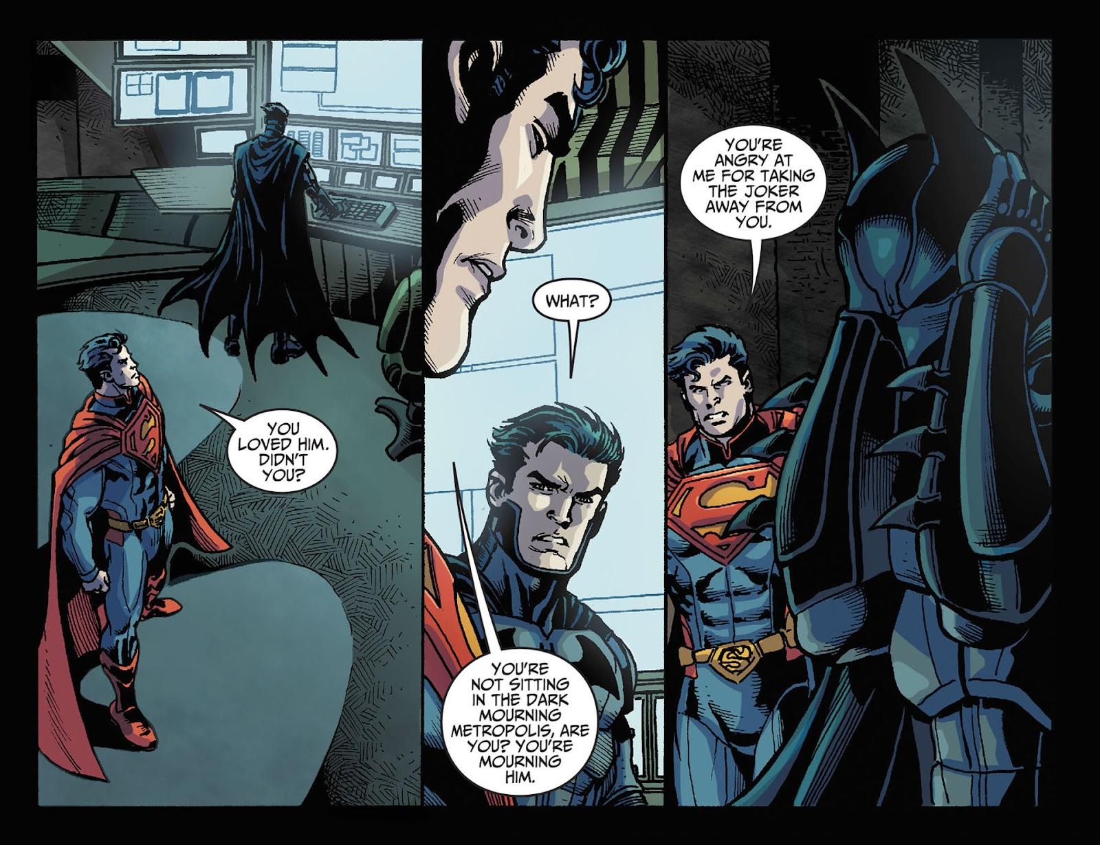 Injustice: Gods Among Us [I] Issue #11 #12 - English 7