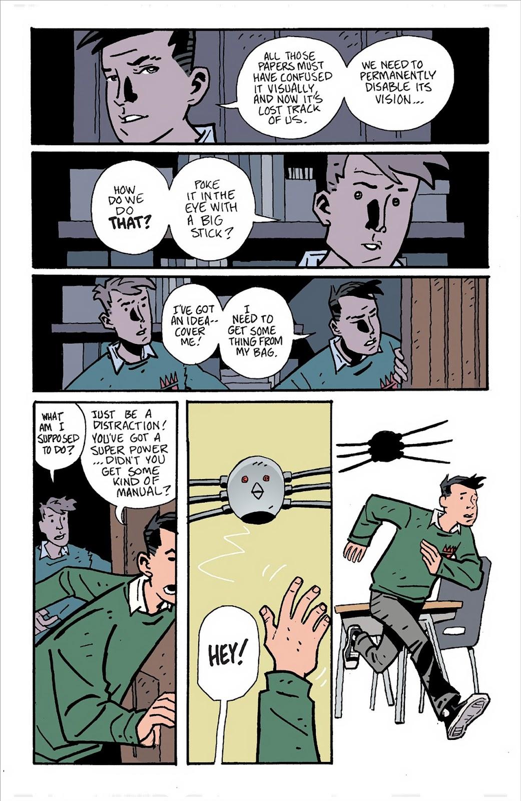 Mudman Issue #3 #3 - English 25