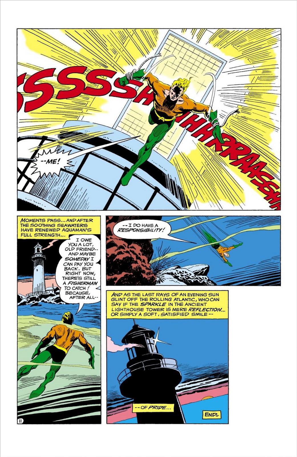 Aquaman (1962) Issue #58 #58 - English 12