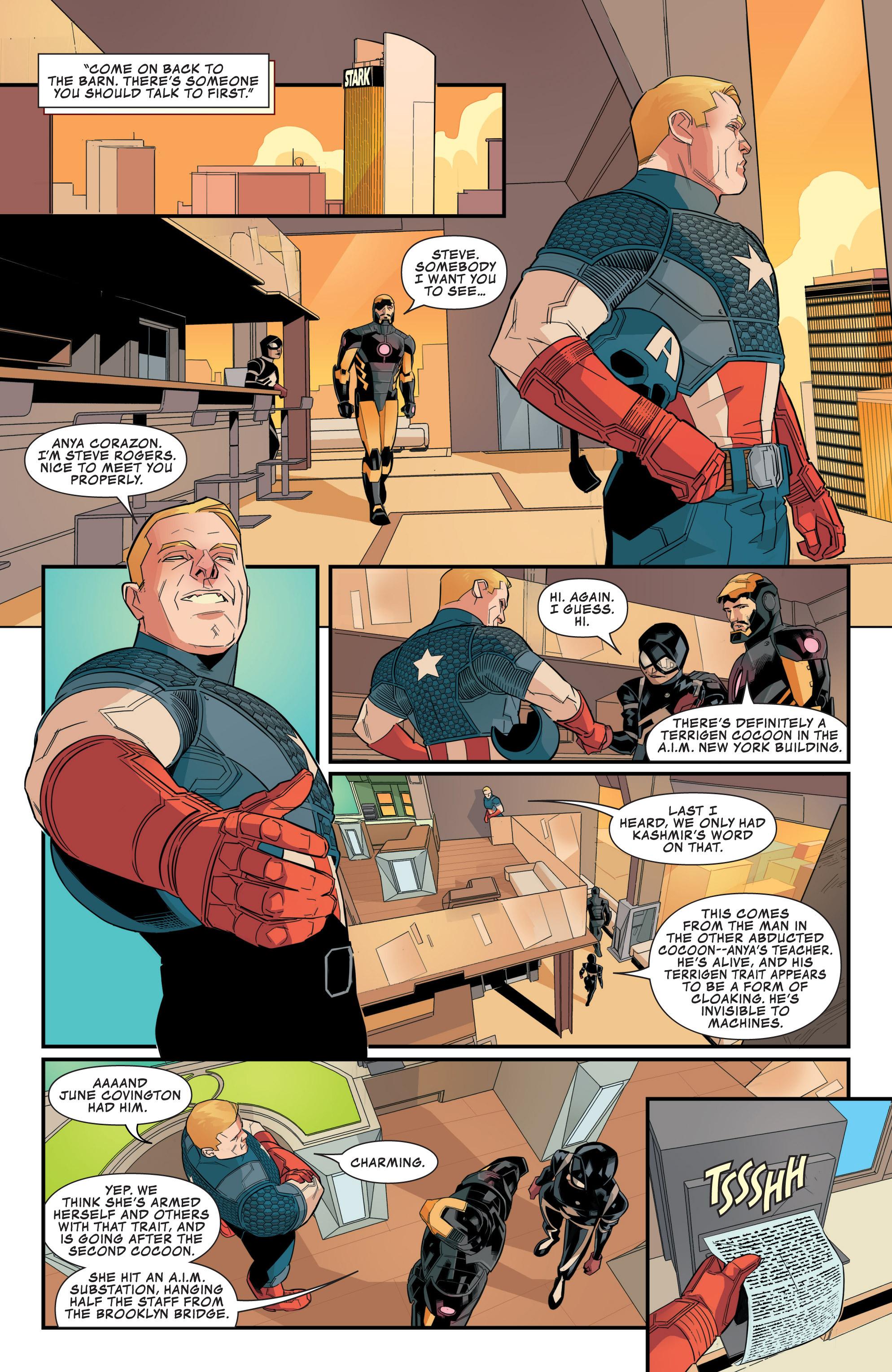Read online Avengers Assemble (2012) comic -  Issue #24 - 17