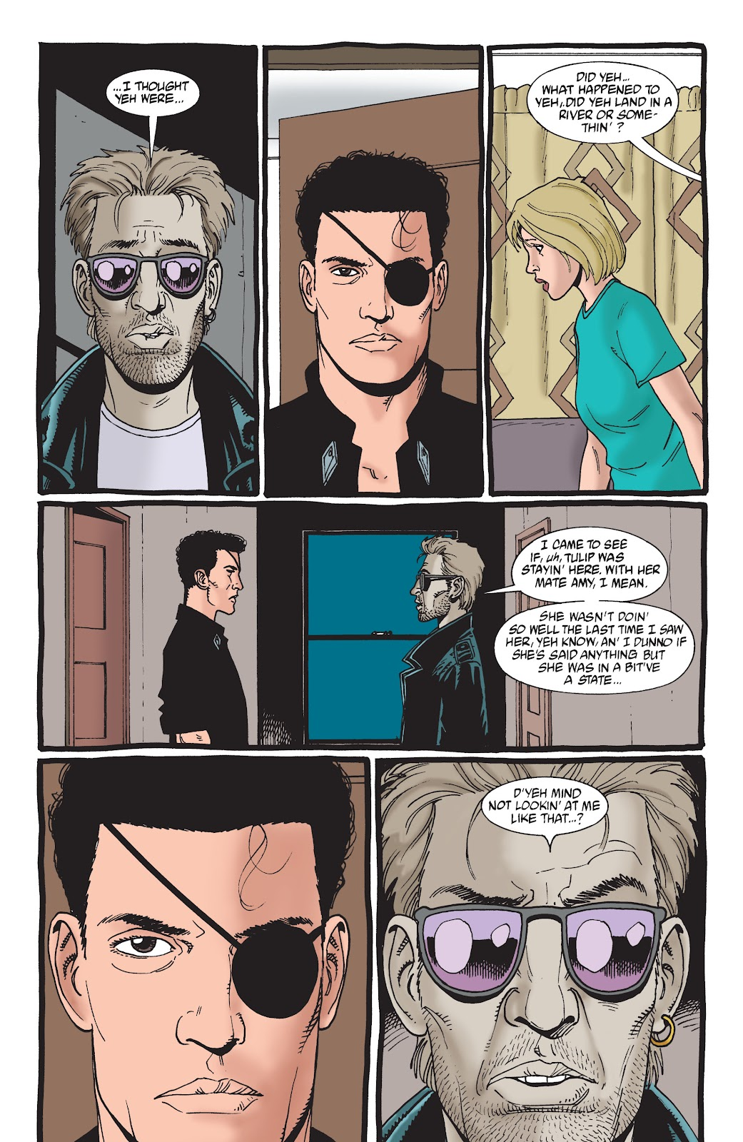 Preacher Issue #58 #67 - English 3