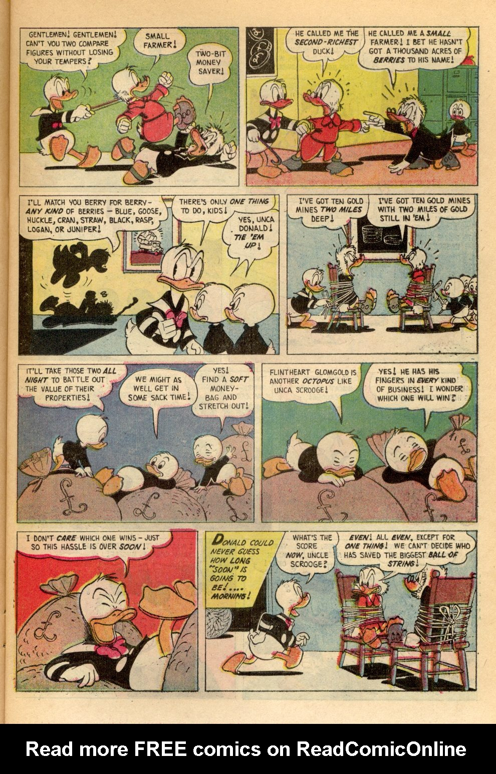 Uncle Scrooge (1953) Issue #89 #89 - English 11
