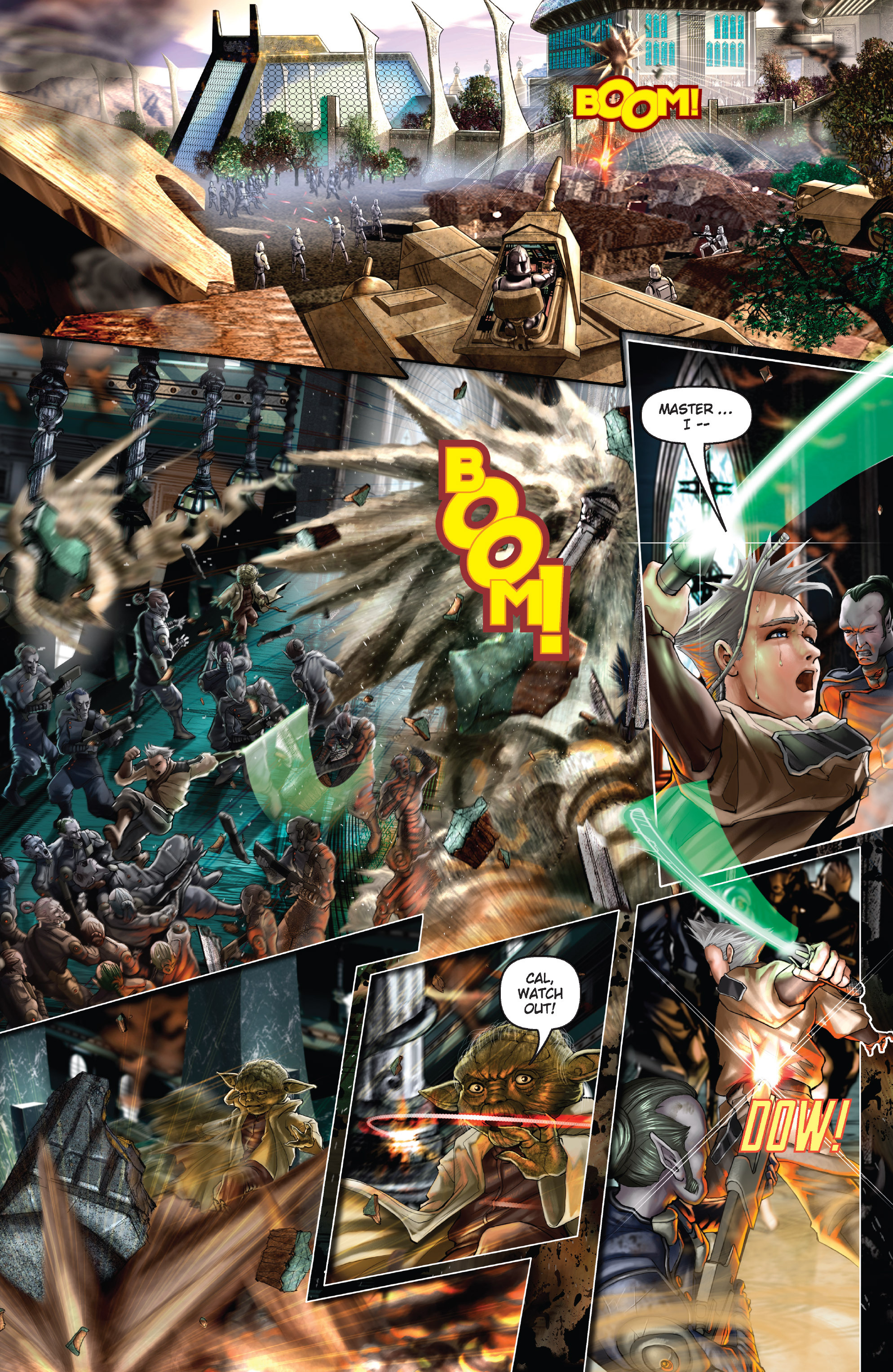 Star Wars Legends Epic Collection: The Clone Wars chap 2 pic 183