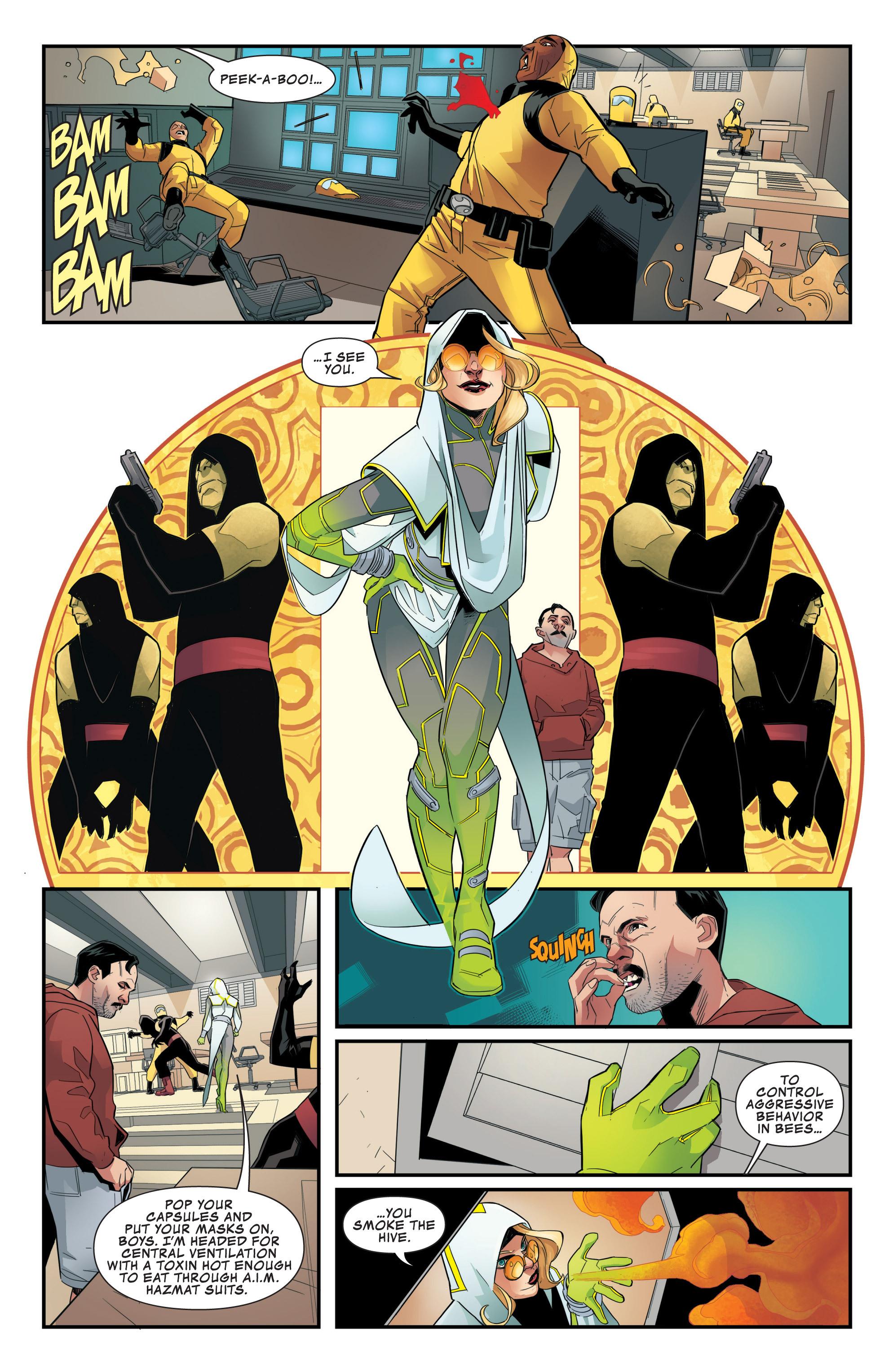Read online Avengers Assemble (2012) comic -  Issue #24 - 13