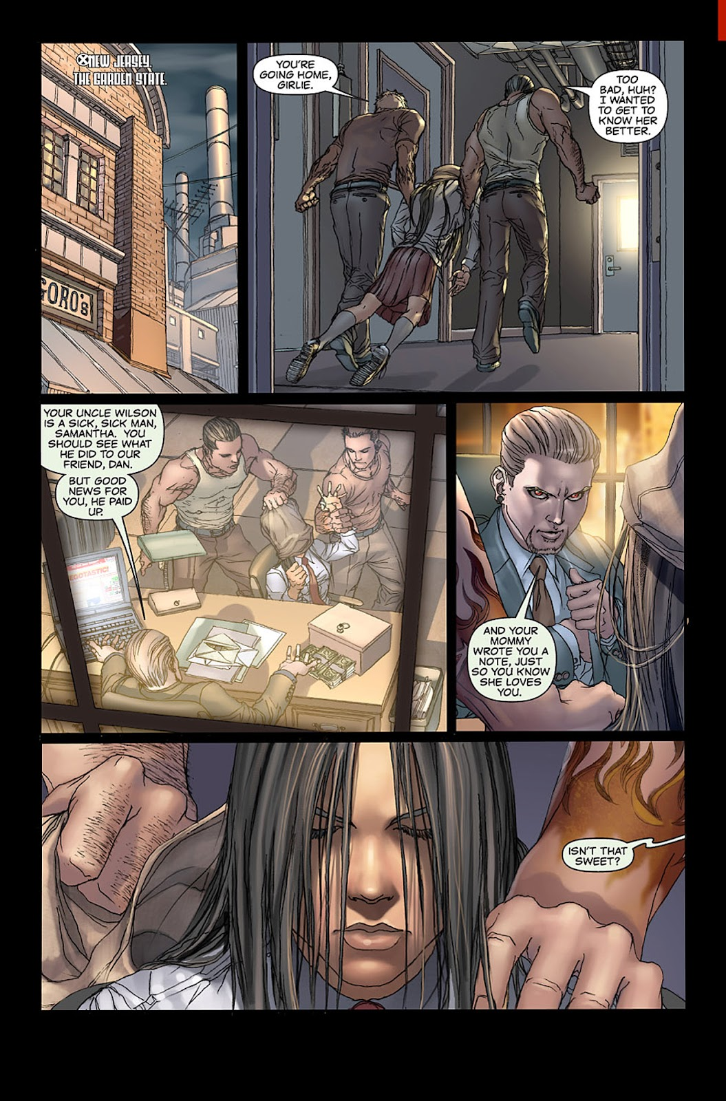 X-23: Target X Issue #3 #3 - English 10