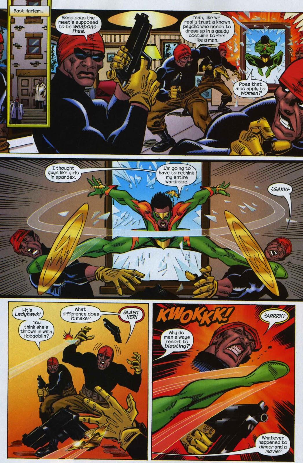 Amazing Spider-Girl Issue #7 #8 - English 17
