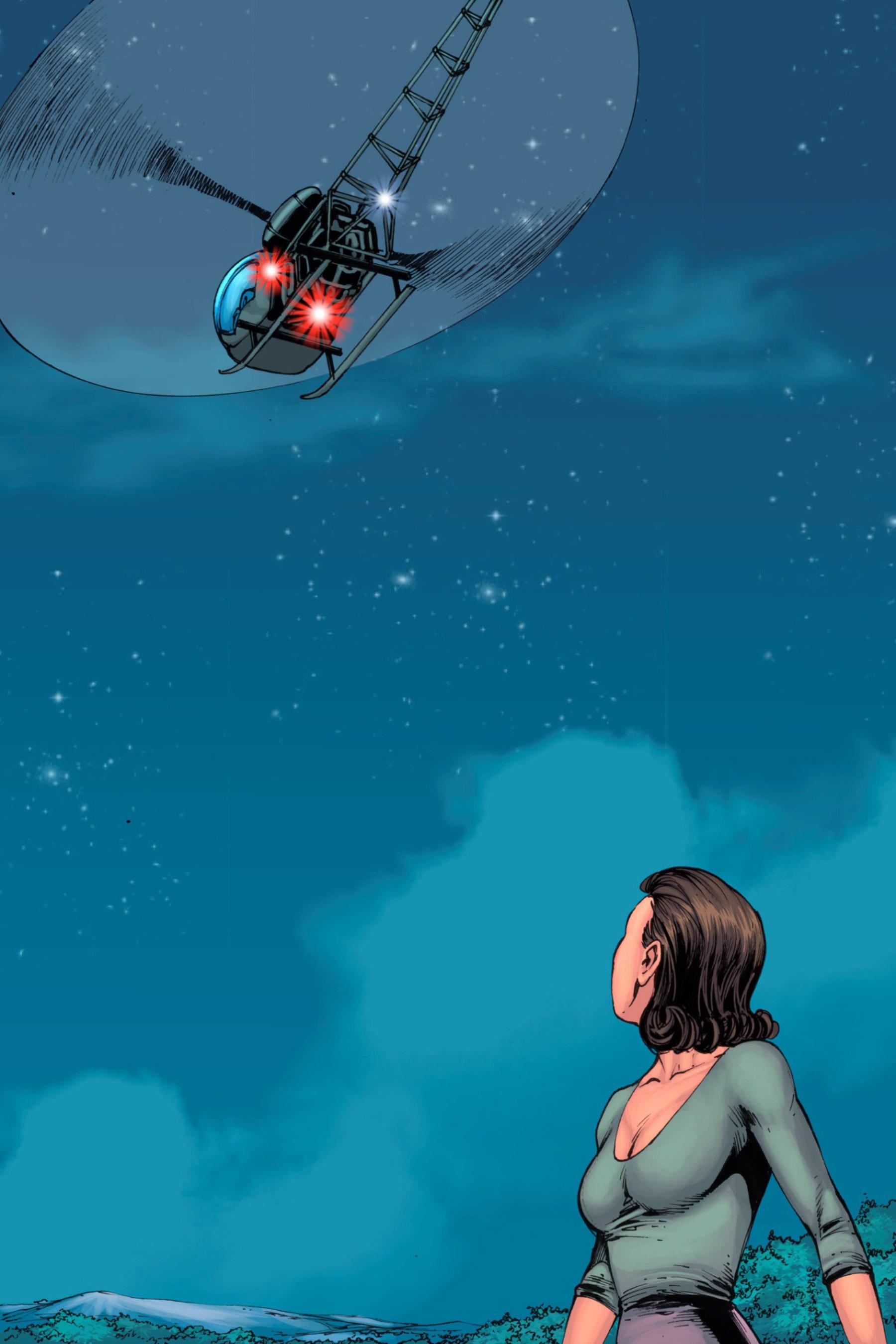 Read online Z-Men comic -  Issue #3 - 51