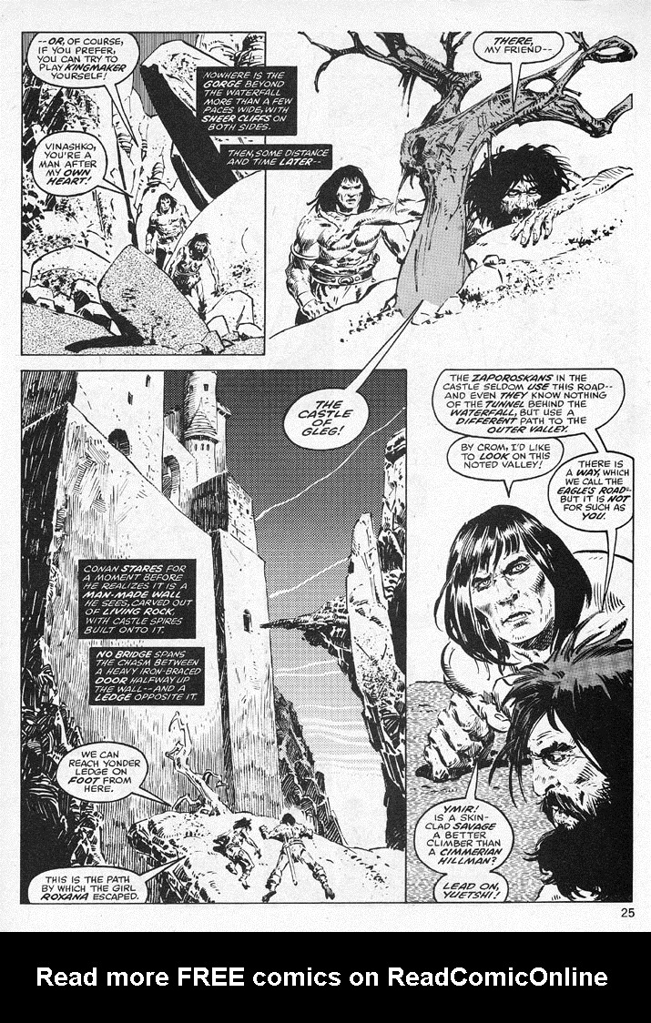 The Savage Sword Of Conan Issue #38 #39 - English 25