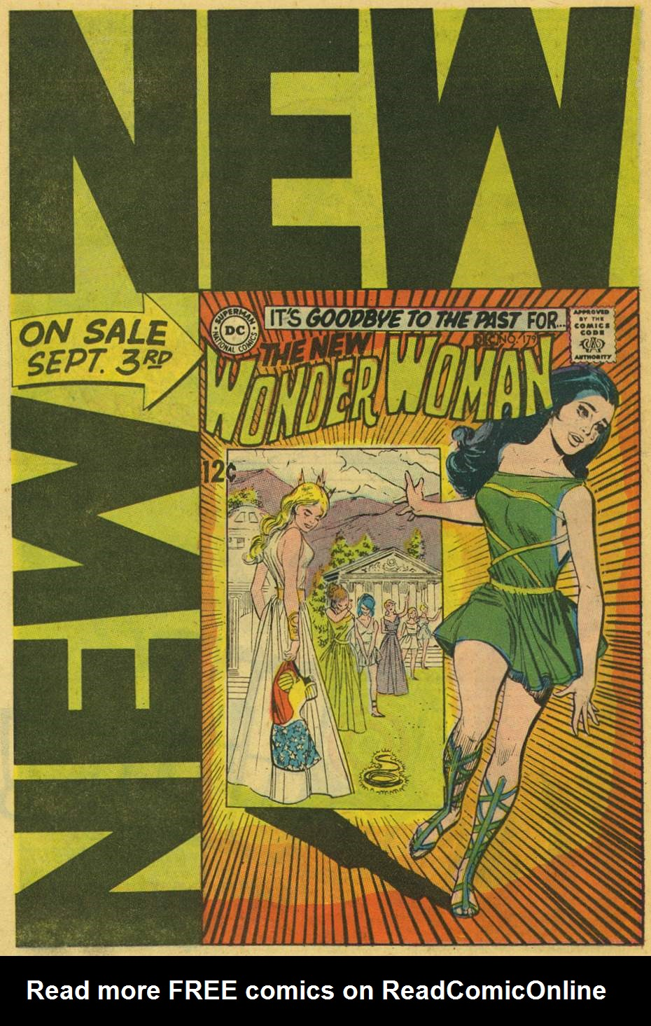 Aquaman (1962) Issue #42 #42 - English 22