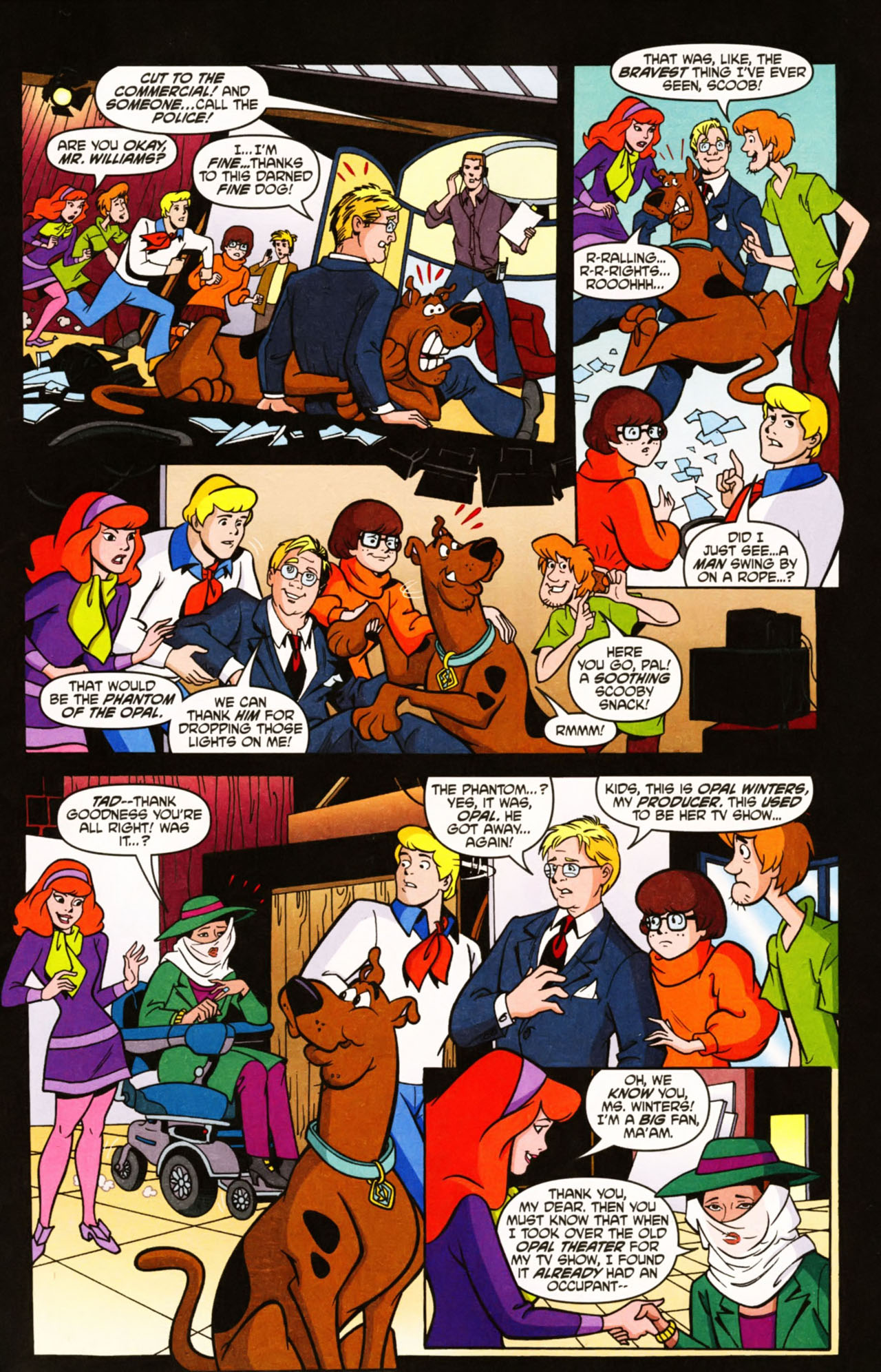 Read online Scooby-Doo (1997) comic -  Issue #153 - 4