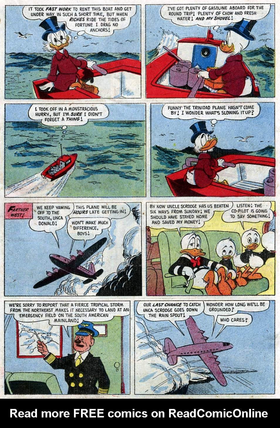 Uncle Scrooge (1953) Issue #16 #16 - English 15