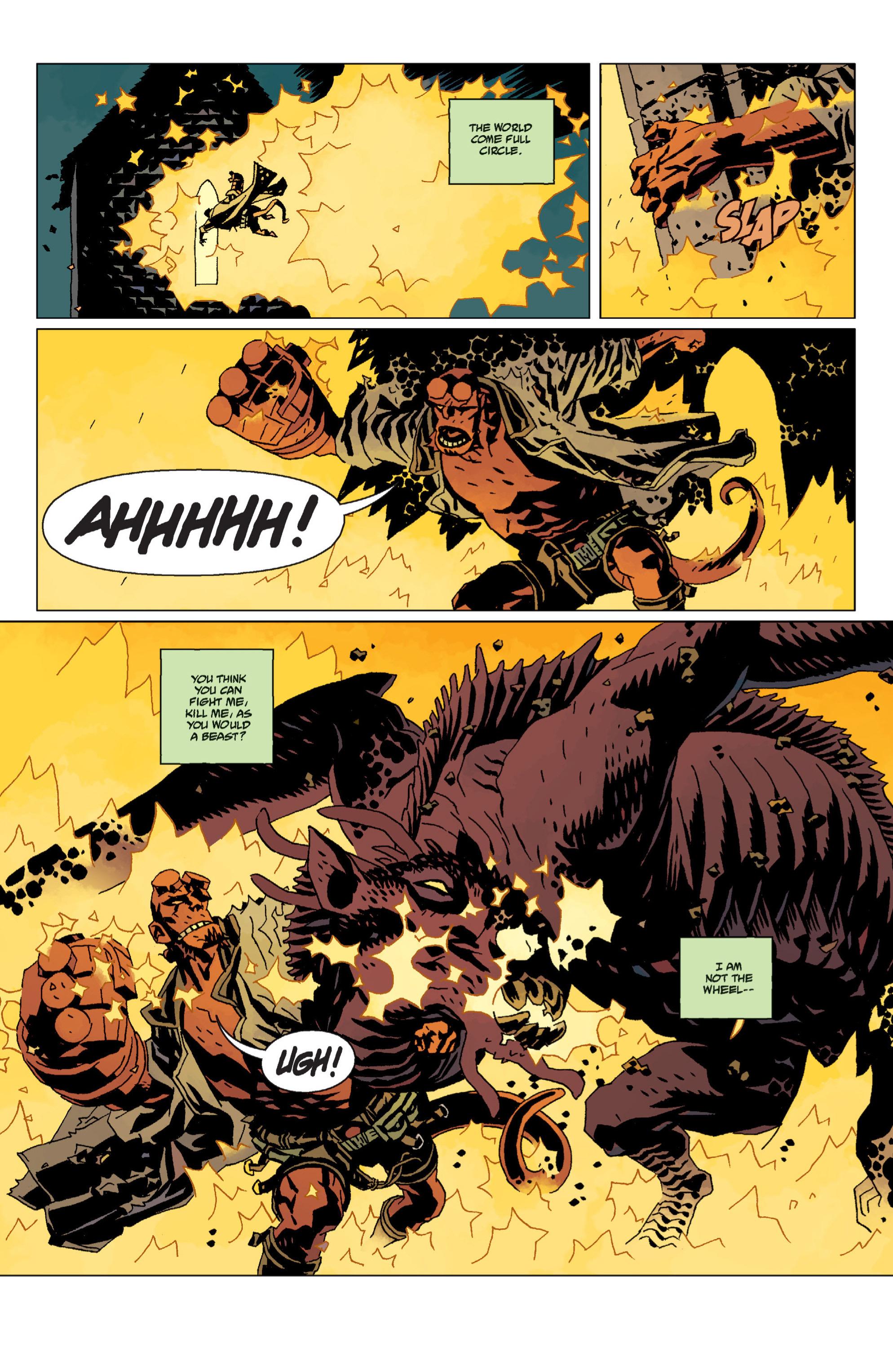 Hellboy chap 12 pic 124