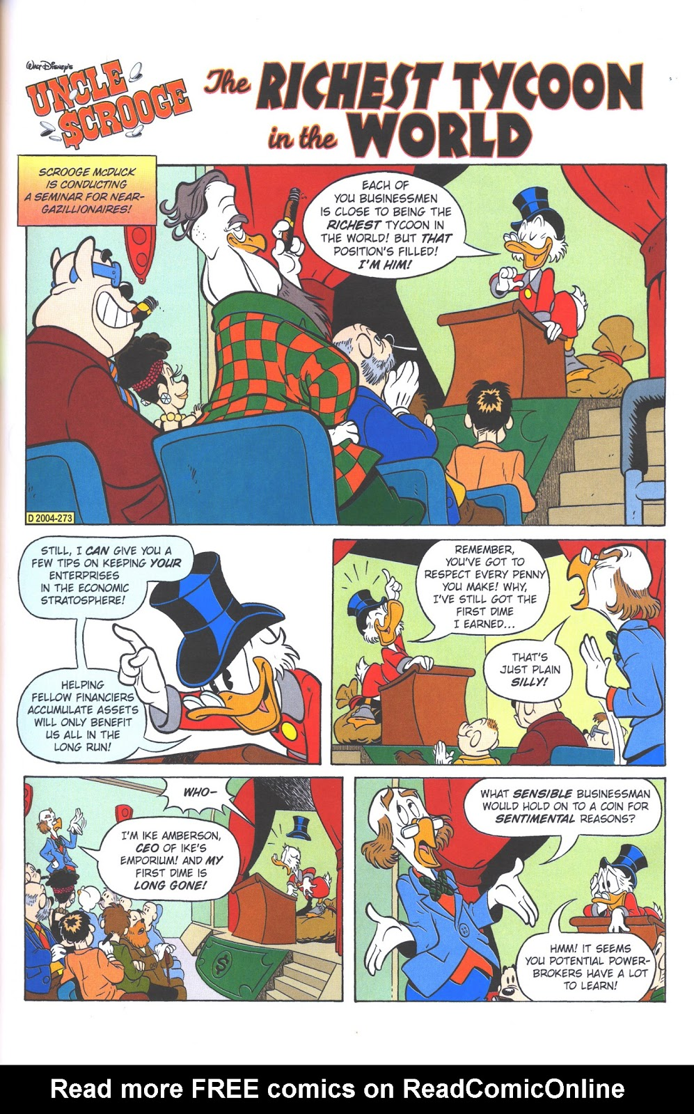 Uncle Scrooge (1953) Issue #376 #376 - English 25