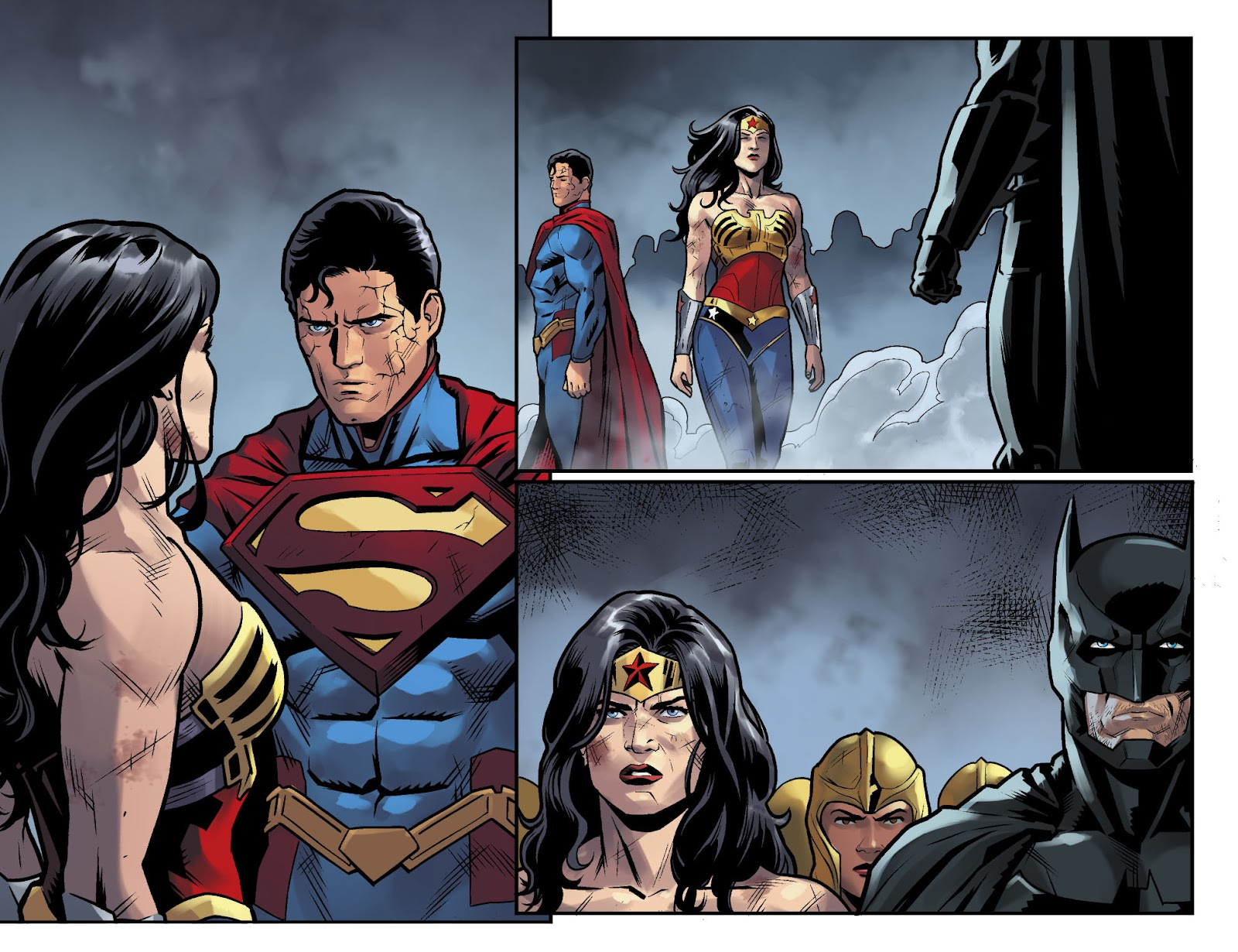 Injustice: Gods Among Us Year Four Issue #15 #16 - English 13