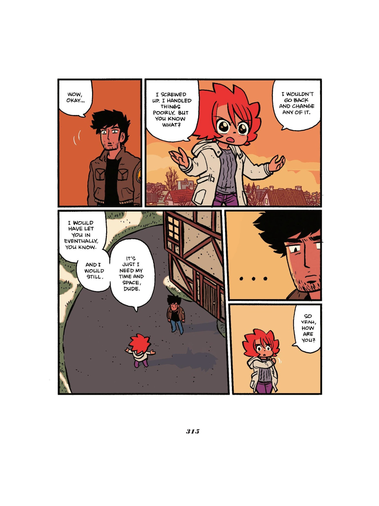 Read online Seconds comic -  Issue # Full - 315