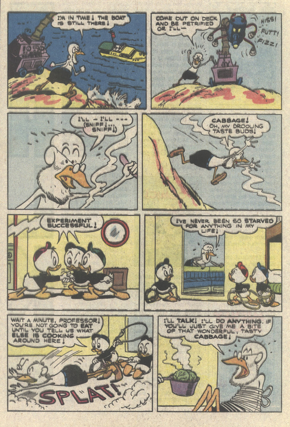 Uncle Scrooge (1953) Issue #222 #222 - English 28