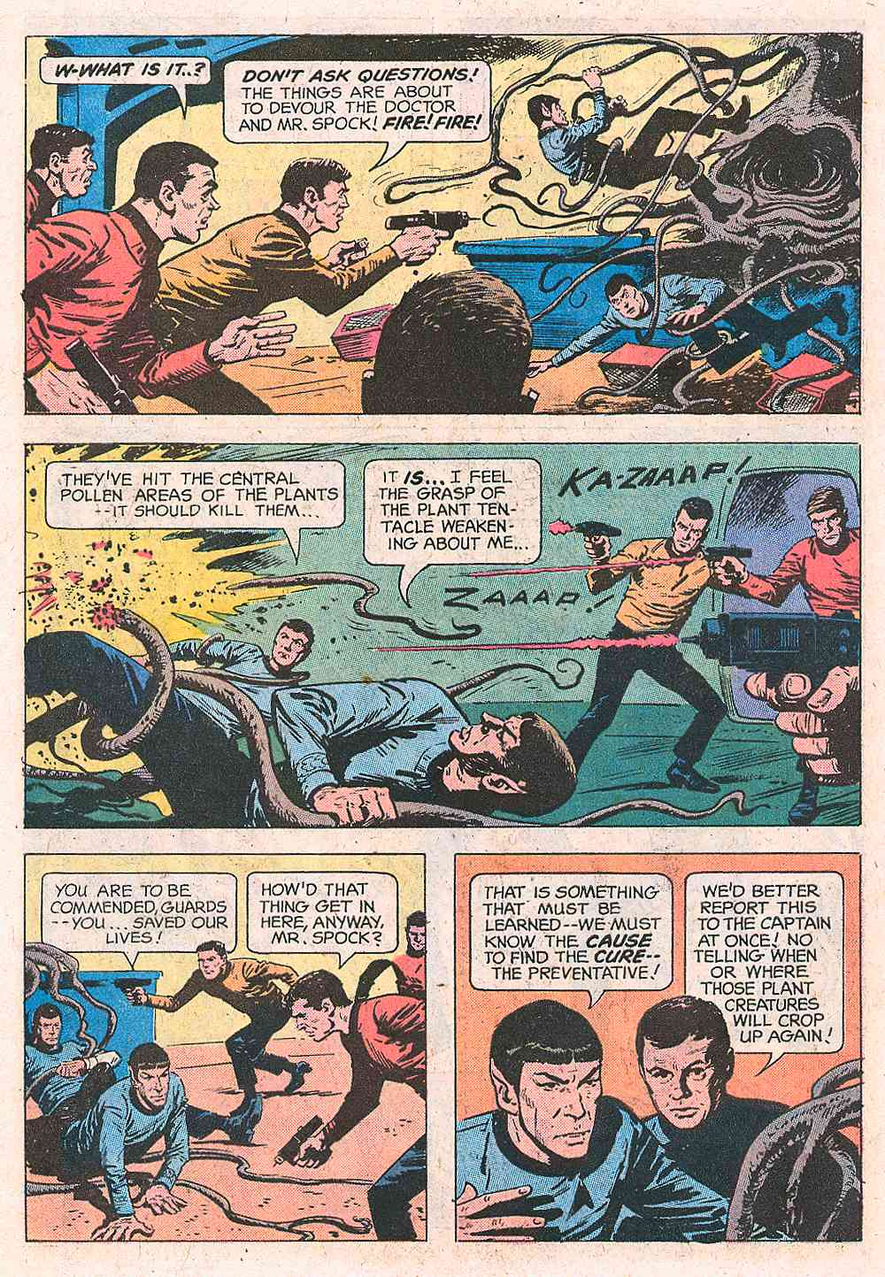Star Trek (1967) Issue #29 #29 - English 5