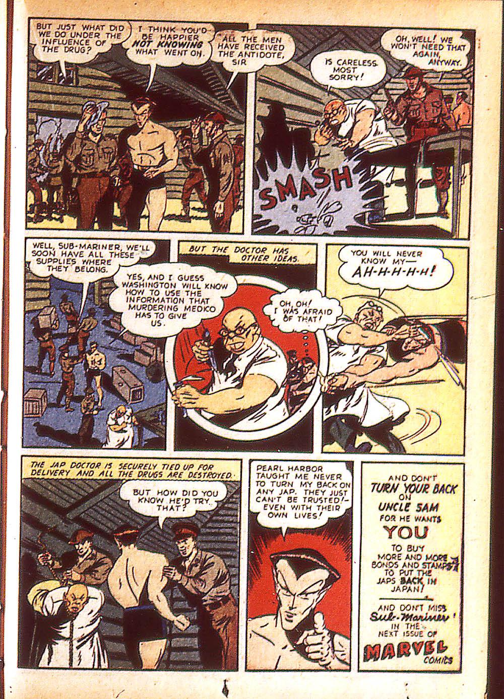 Sub-Mariner Comics Issue #8 #8 - English 42