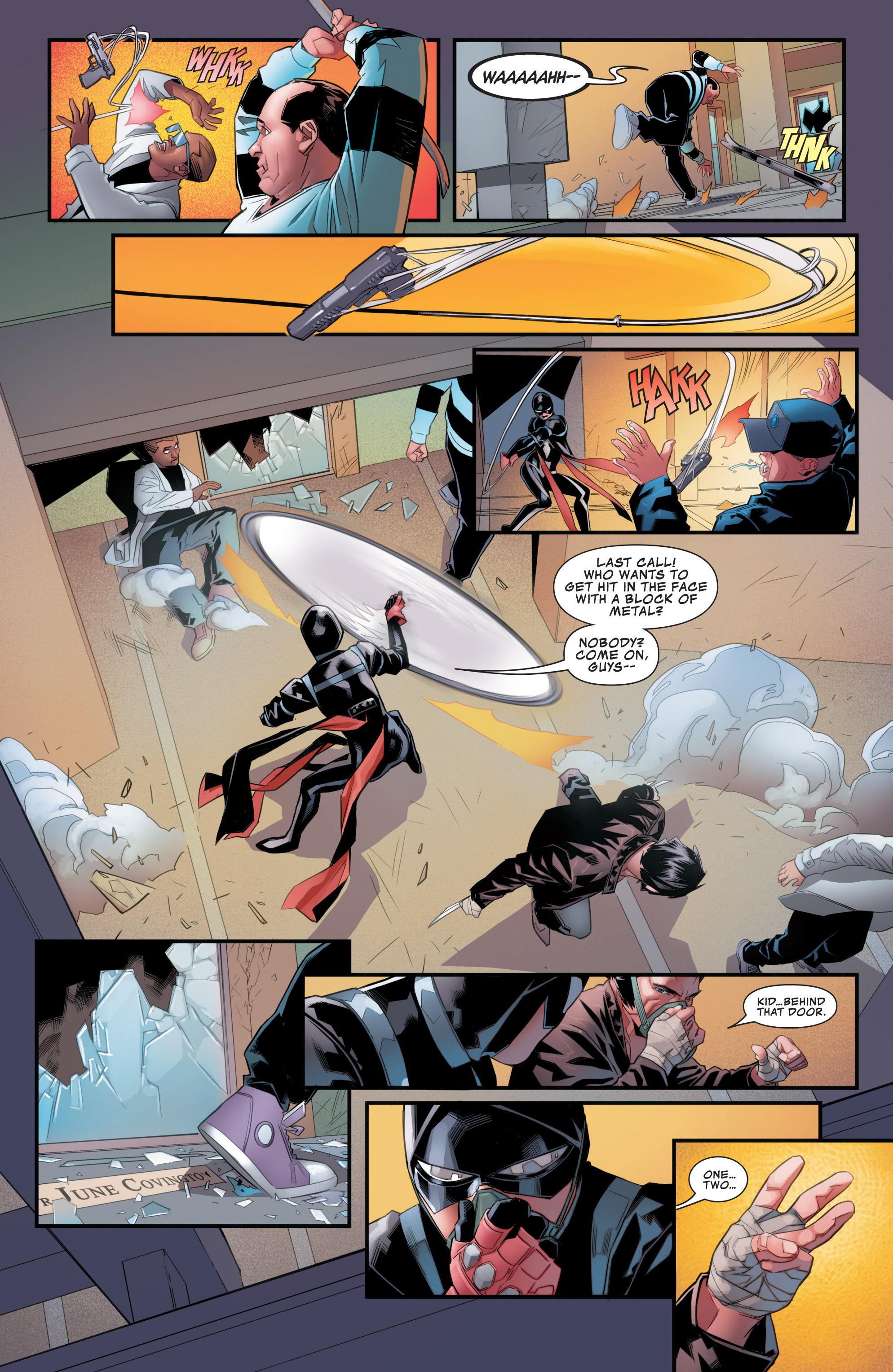 Read online Avengers Assemble (2012) comic -  Issue #23 - 18
