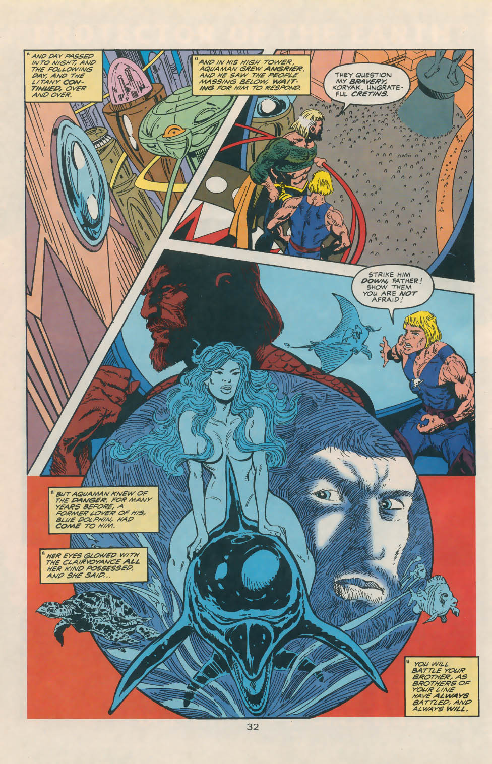 Aquaman (1994) _Annual 2 #2 - English 33