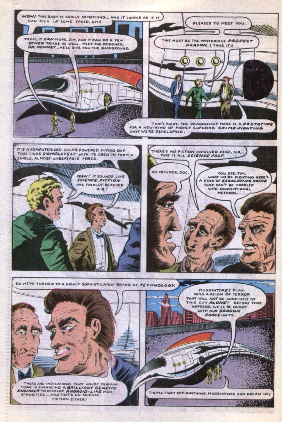 Read online Scary Tales comic -  Issue #40 - 10