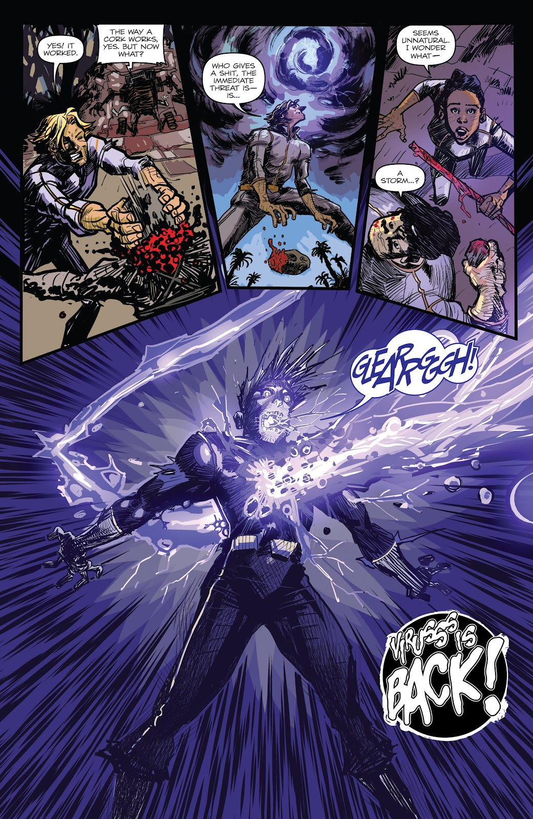 Zombies vs Robots (2015) Issue #6 Page 7