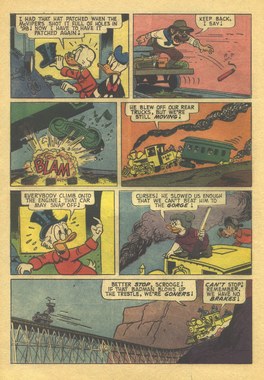 Uncle Scrooge (1953) Issue #56 #56 - English 24