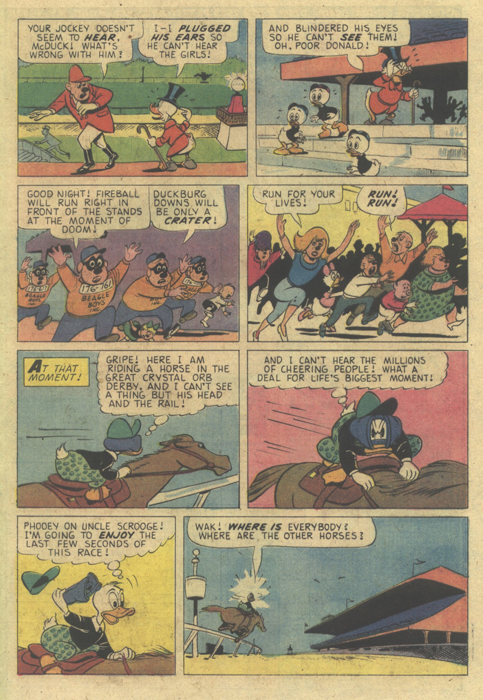 Uncle Scrooge (1953) Issue #131 #131 - English 29