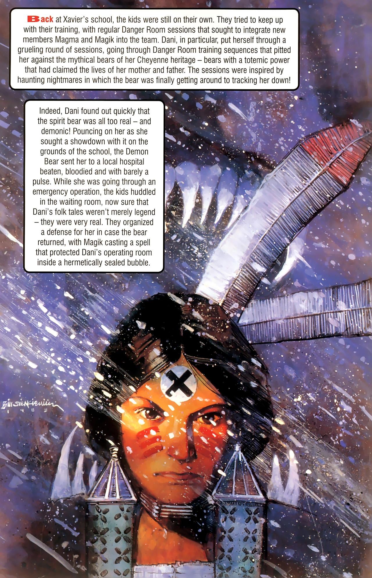 Read online New Mutants Saga comic -  Issue # Full - 14
