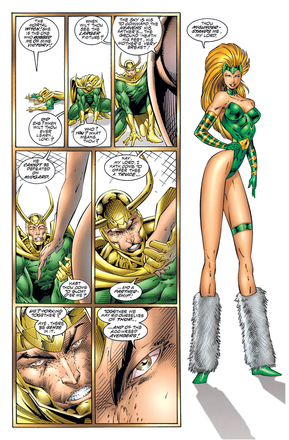 Read online Avengers (1996) comic -  Issue #1 - 33