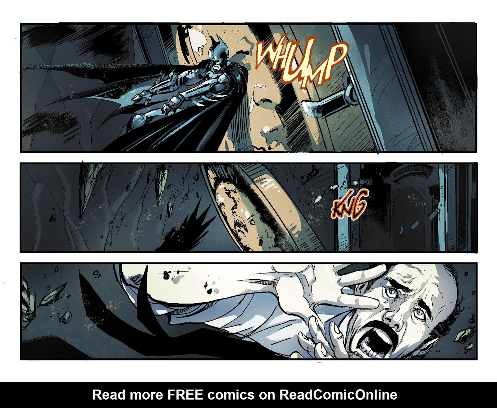 Injustice: Gods Among Us [I] Issue #27 #28 - English 16