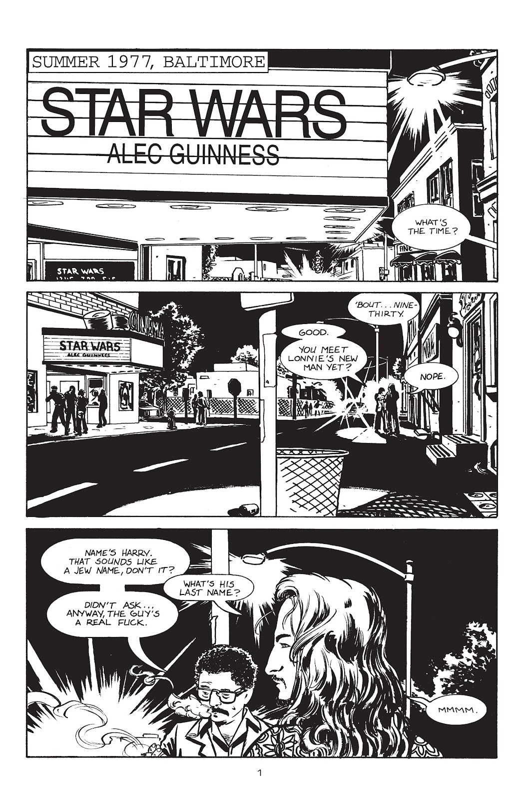 Stray Bullets Issue #2 #2 - English 3