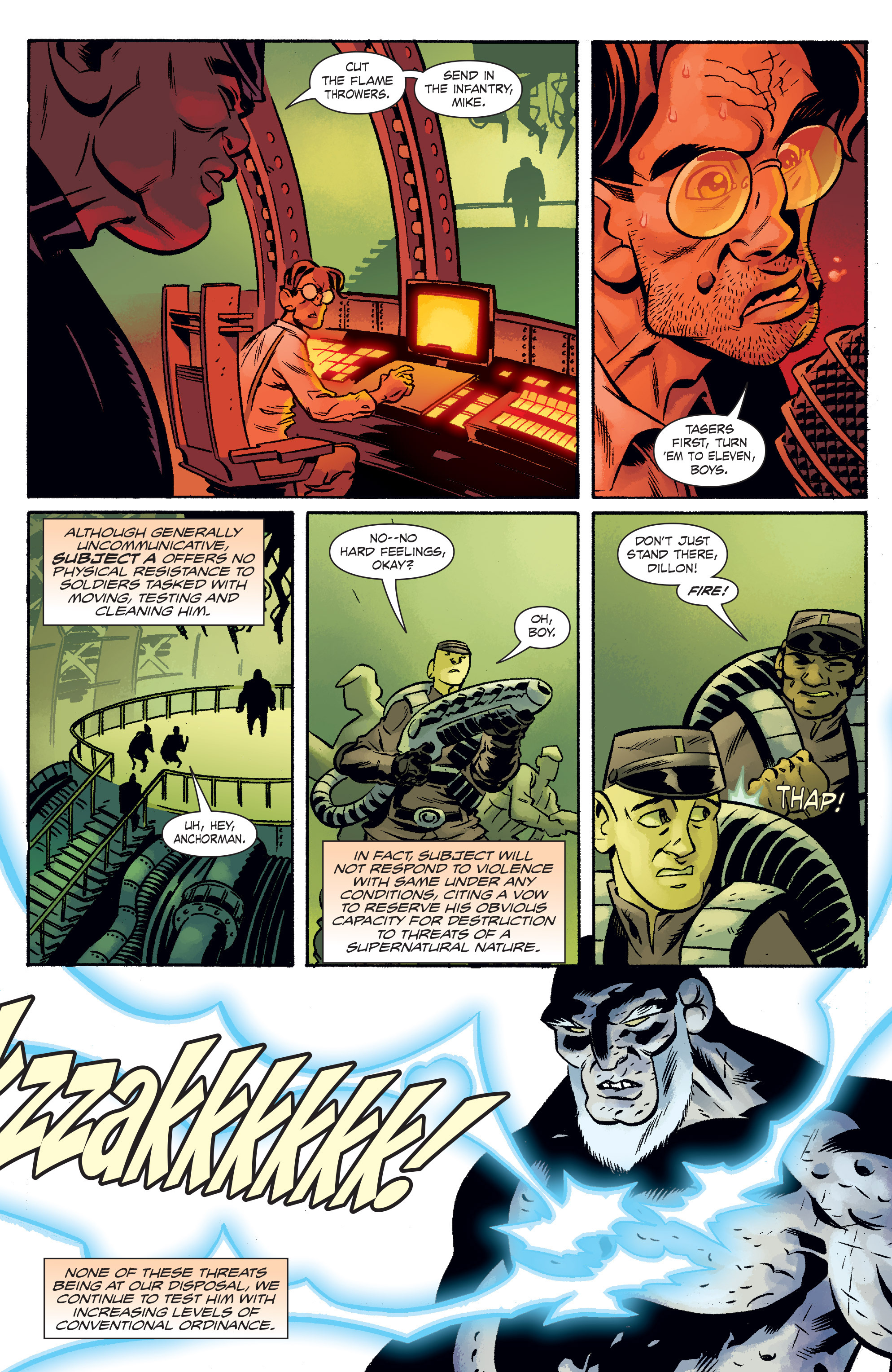 Read online The Anchor comic -  Issue # TPB 1 - 54