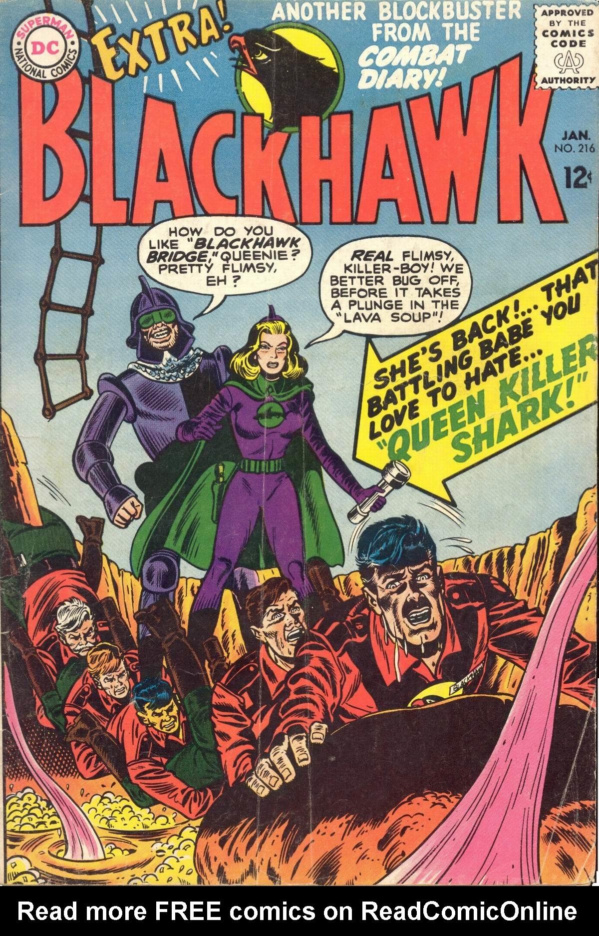 Blackhawk (1957) 216 Page 1