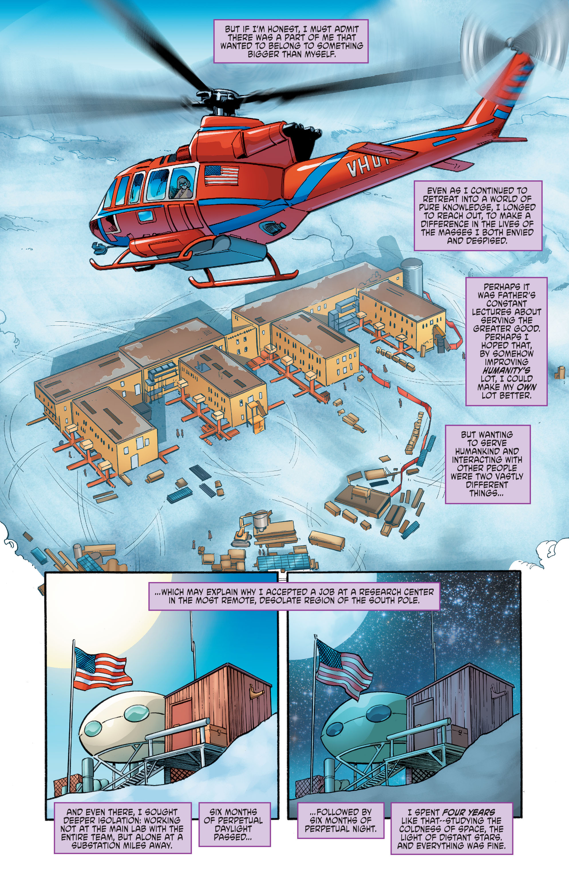Read online Scooby Apocalypse comic -  Issue #6 - 13