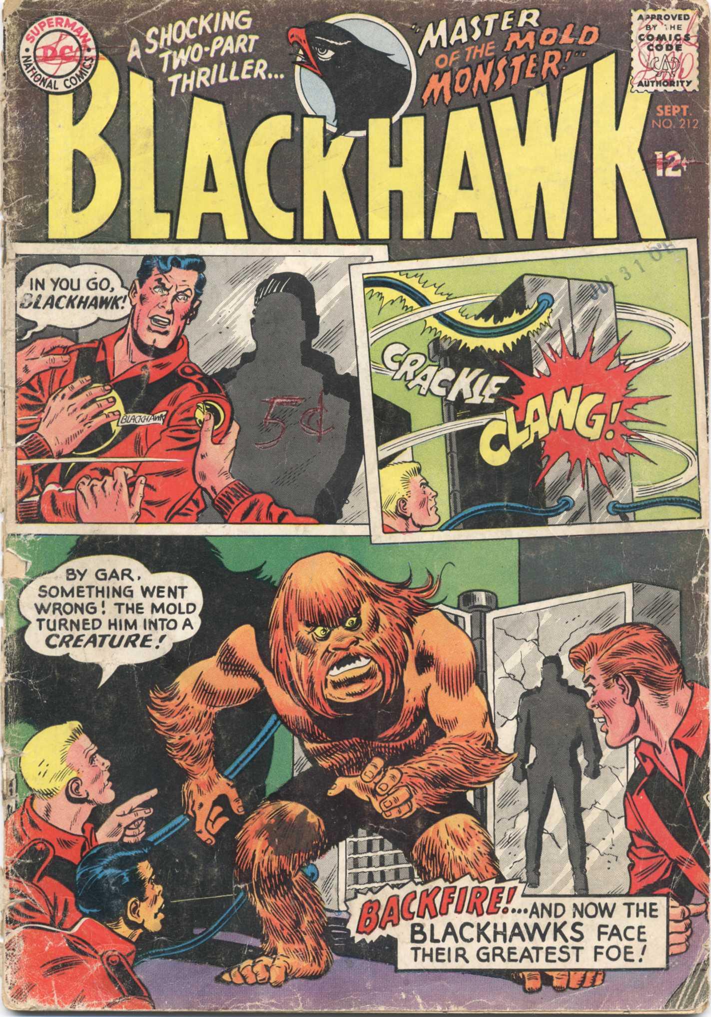Blackhawk (1957) 212 Page 1